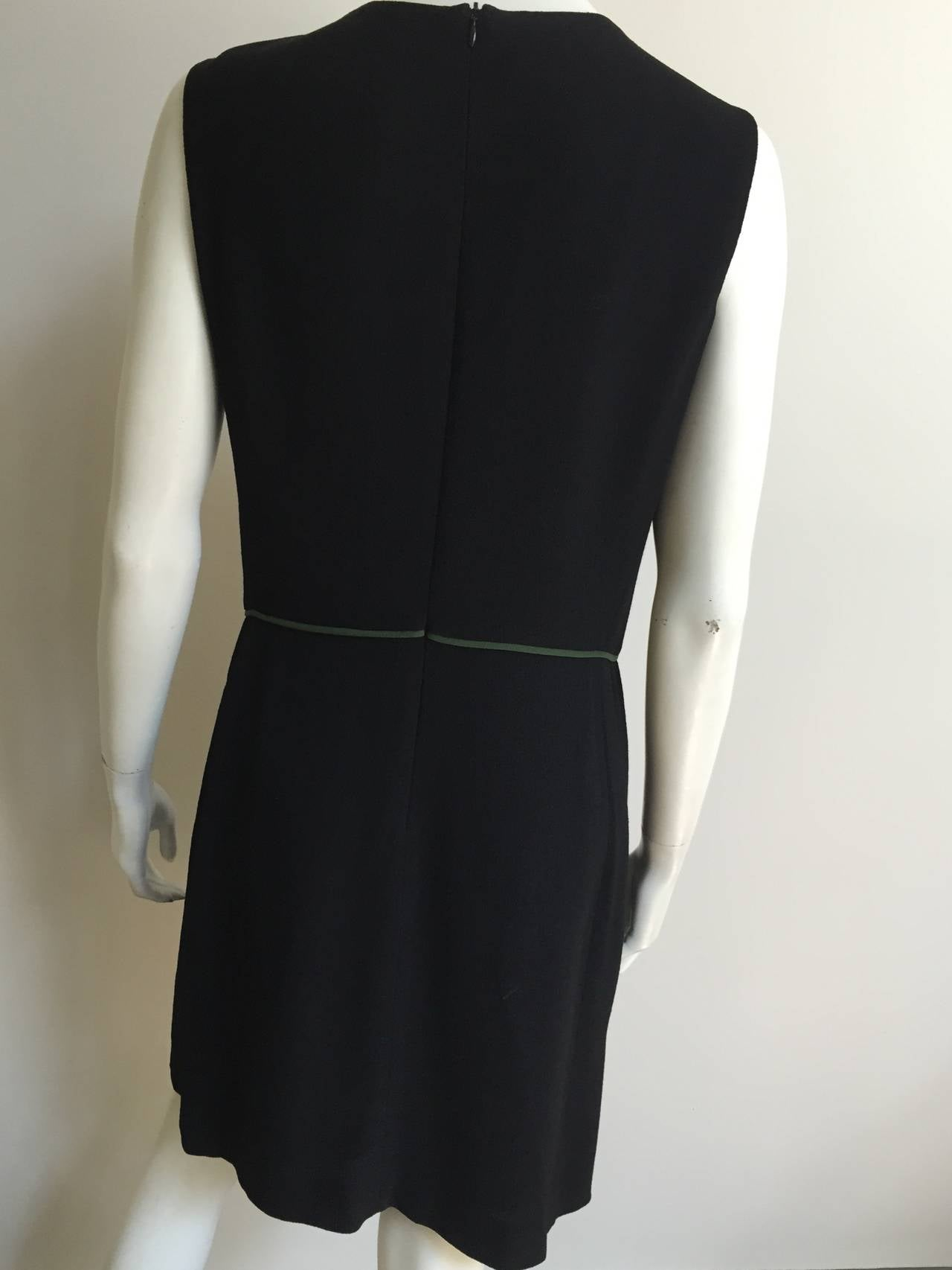 Moschino Black Dress   For Sale 1