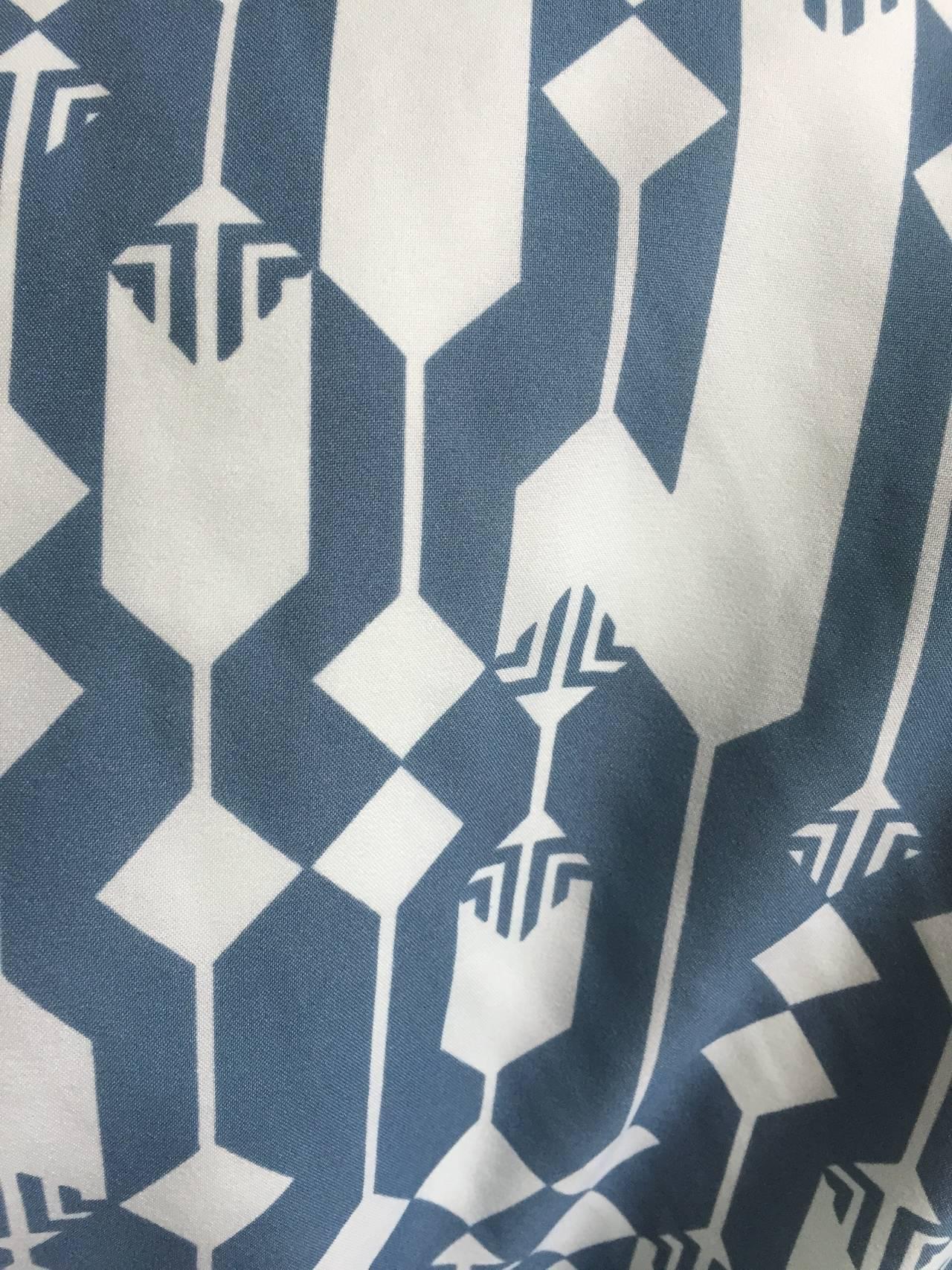 Lanvin 70s Dress Size 8. 6
