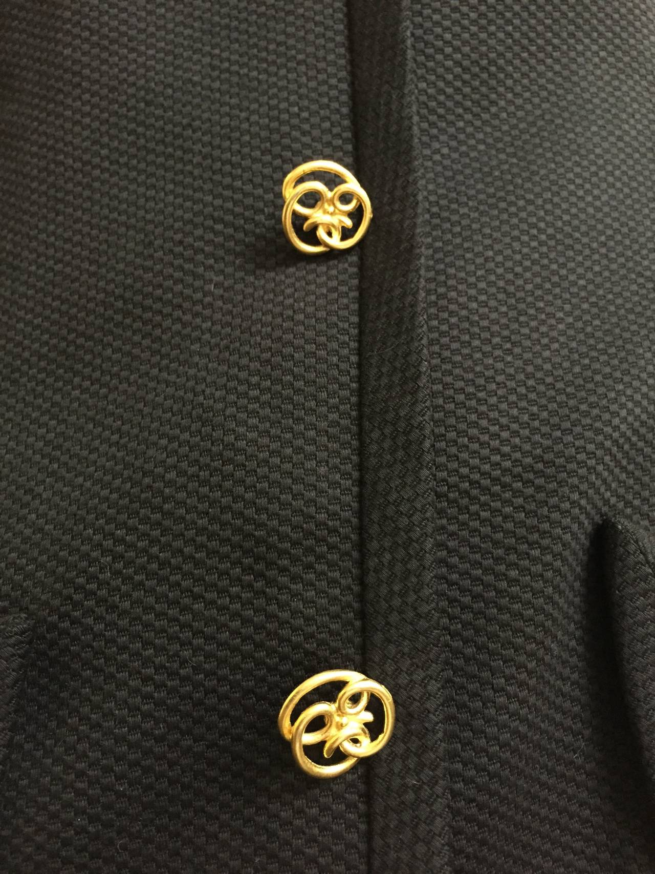 Bill Blass 90s Black Strapless Dress With Pockets Size 4. 4