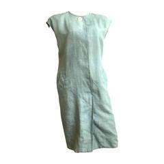 Guy Laroche 70s Dress With Pockets Size 10.