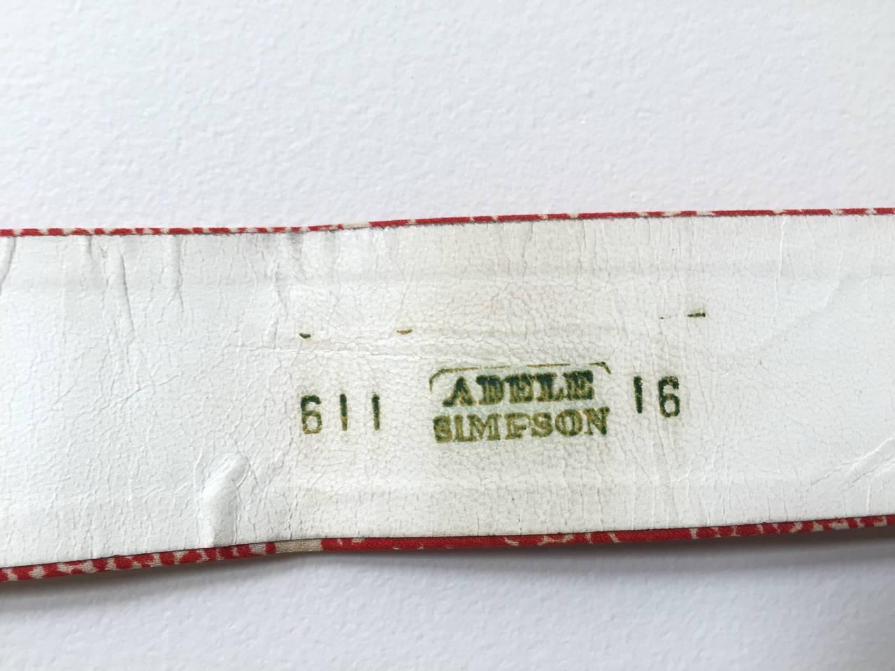 Adele Simpson 70s Dress Size 8. 8