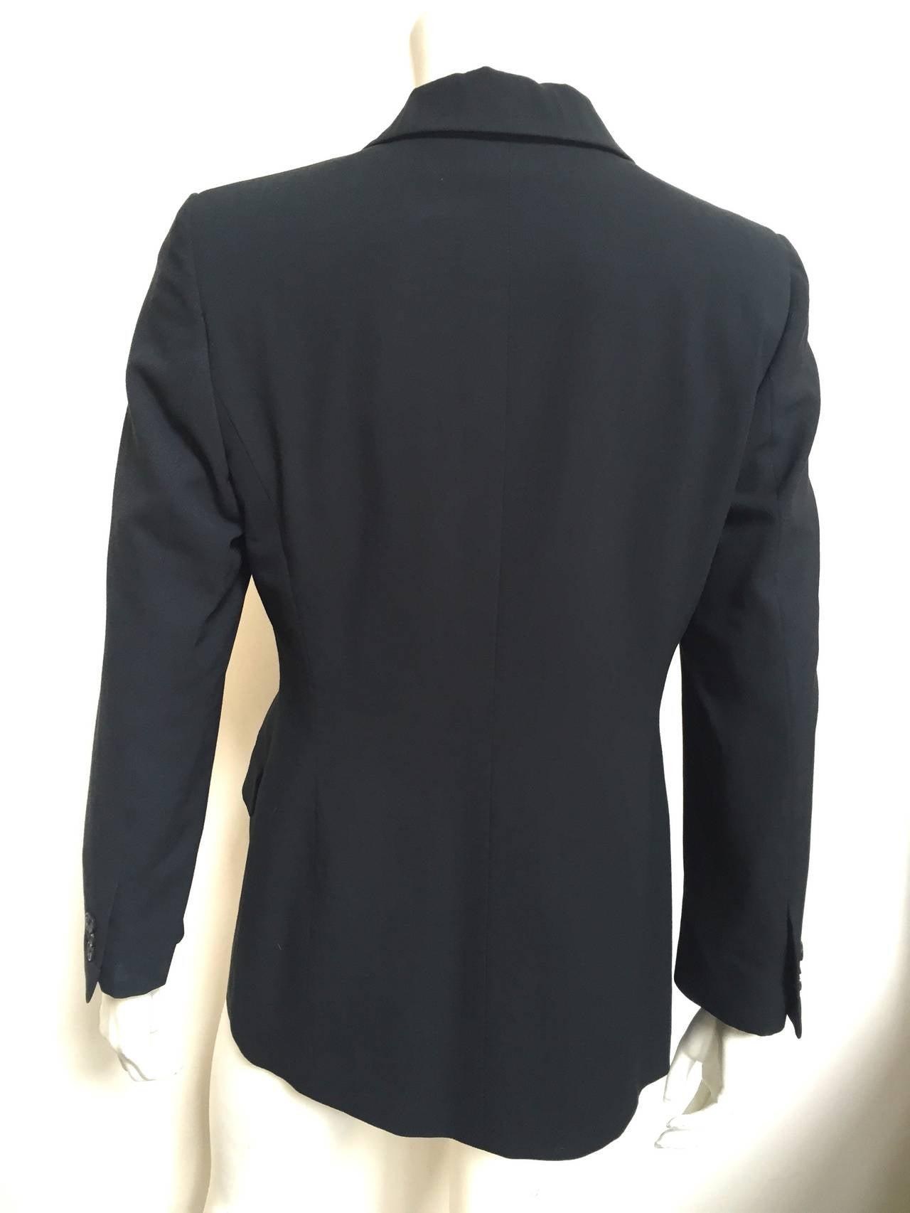 Women's Loro Piana Wool Jacket Size 8  For Sale