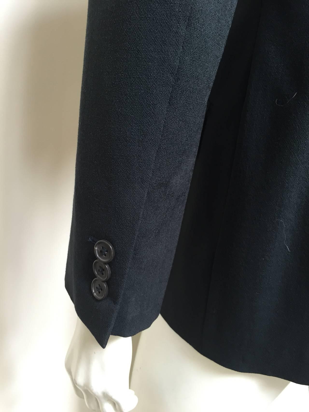 Loro Piana Wool Jacket Size 8  For Sale 1