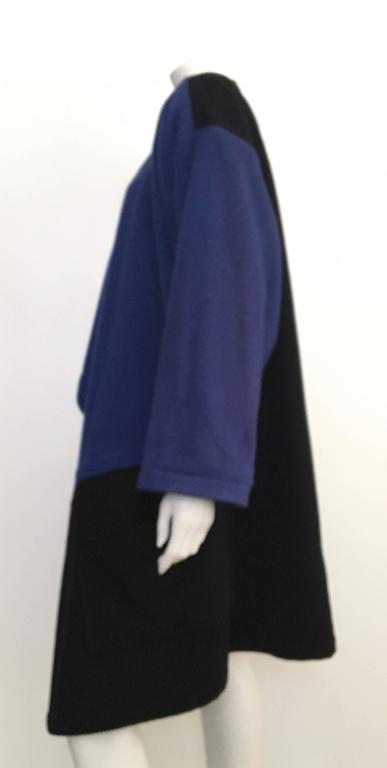 Patrick Kelly Paris 80s Cashmere Coat Size 8 / 10. 7