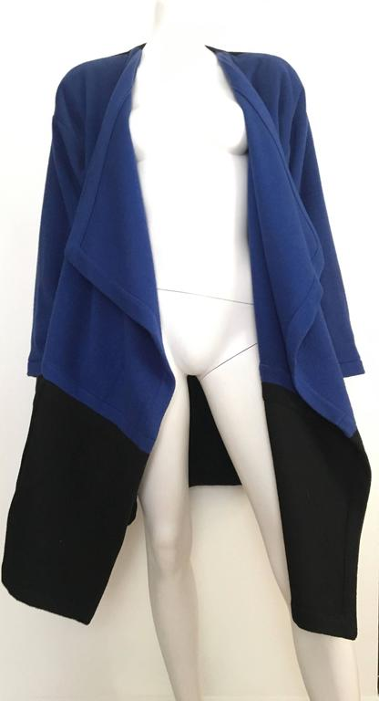 Patrick Kelly Paris 80s Cashmere Coat Size 8 / 10. 8