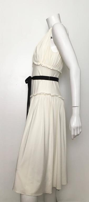 Vera Wang 90s Sleeveless Dress Size 8. 6