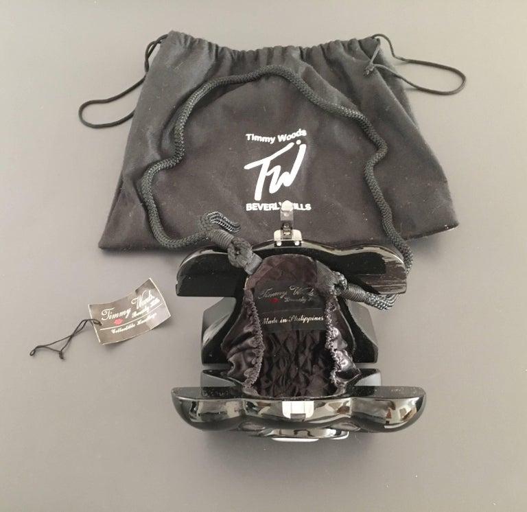 1stdibs Timmy Wood Marilyn Whimsical Phone Purse Signed tnzn6w1K