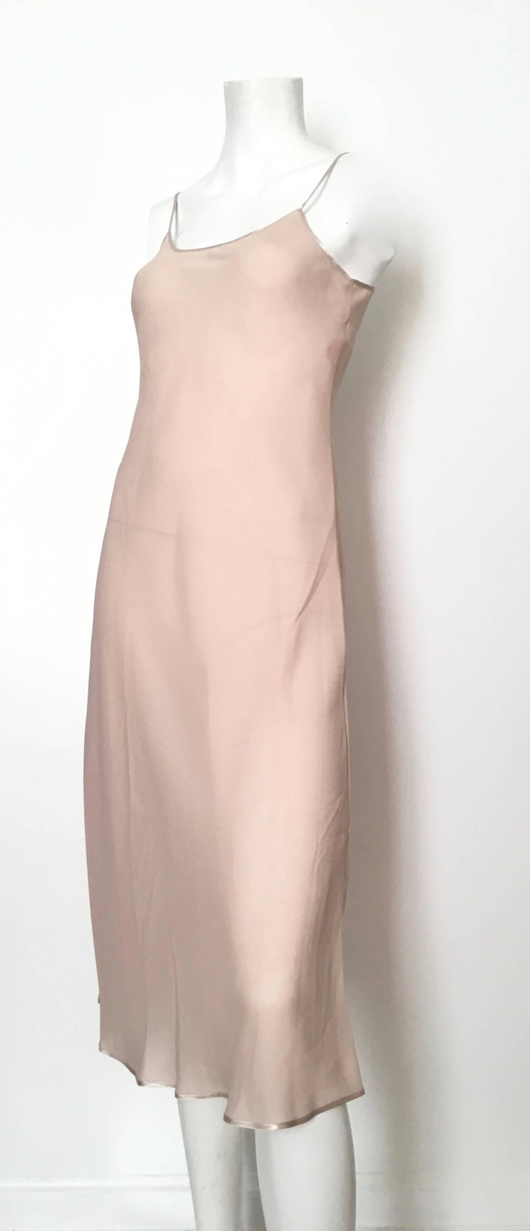 zimmerman copper lace mirror sequin gown size 4  6  at 1stdibs