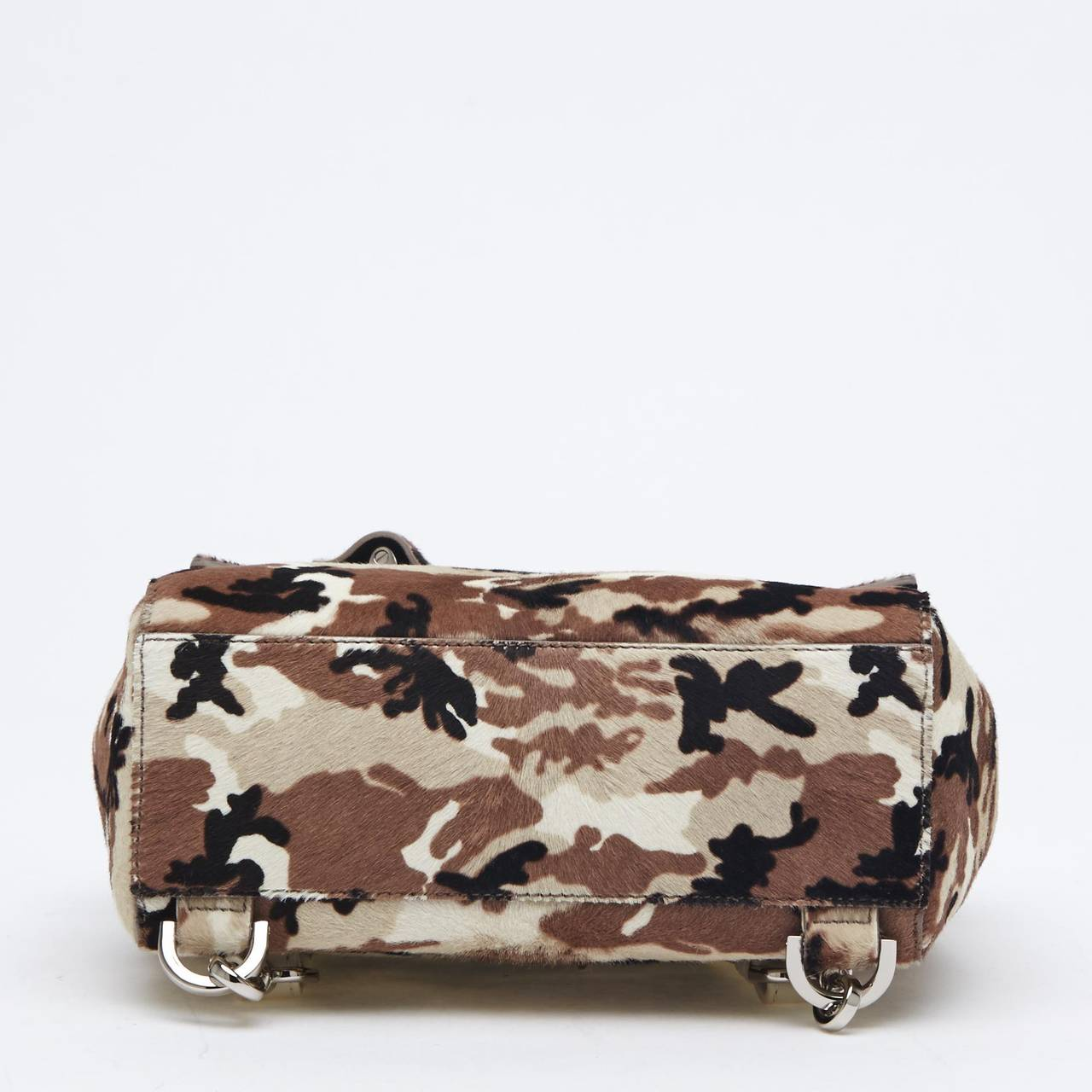 Mulberry Cara Hair Calf Backpack Mini at 1stdibs