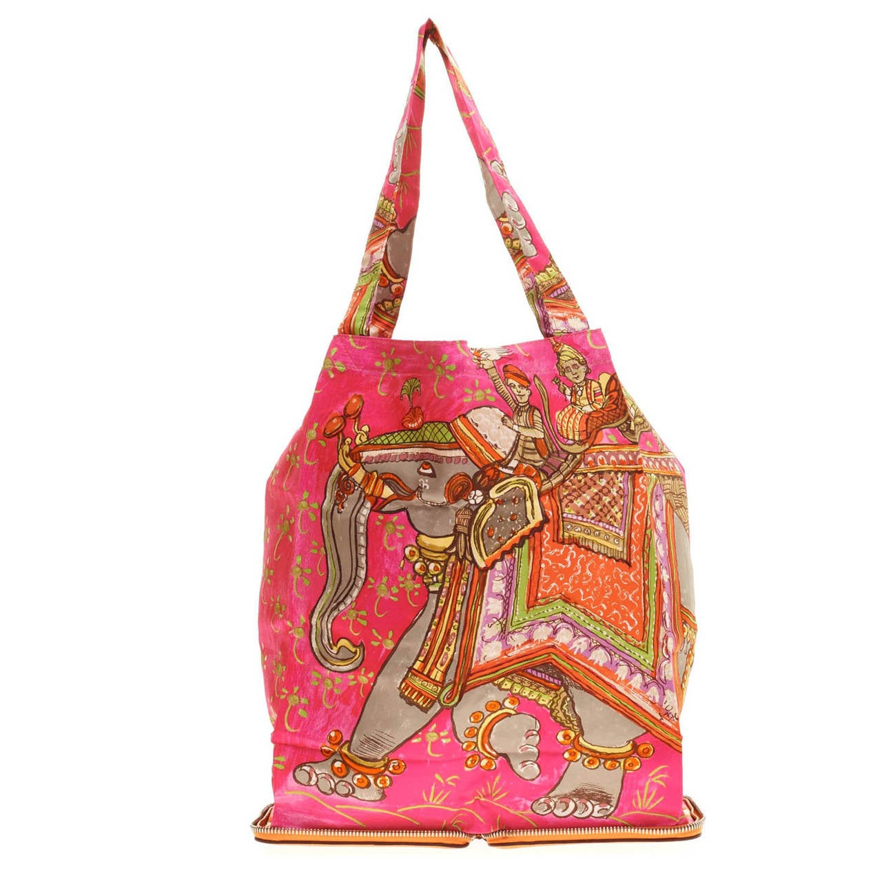 Hermes Silky Pop Tote Beloved India at 1stdibs