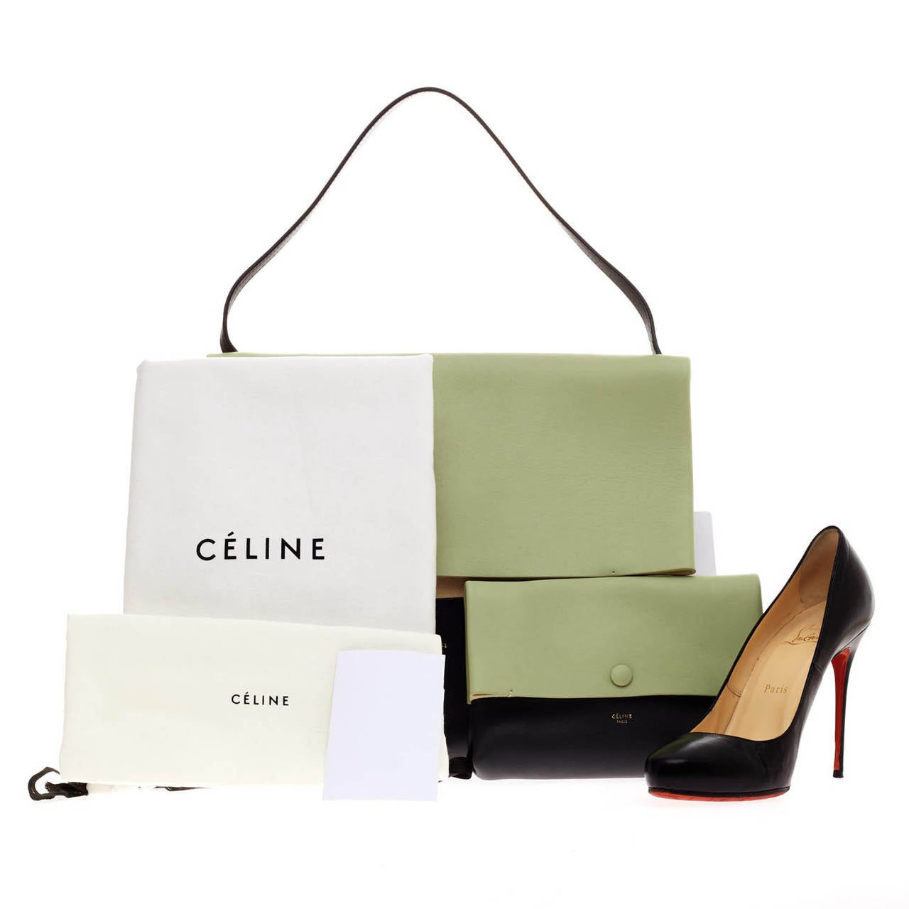 Celine All Soft Tote Leather at 1stdibs
