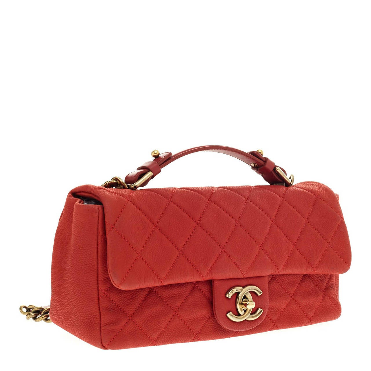 945c61d7411c58 Chanel Flap Bag With Handle Caviar | Stanford Center for Opportunity ...