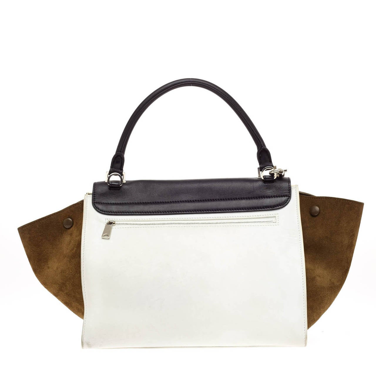 celine tri-colour trapeze