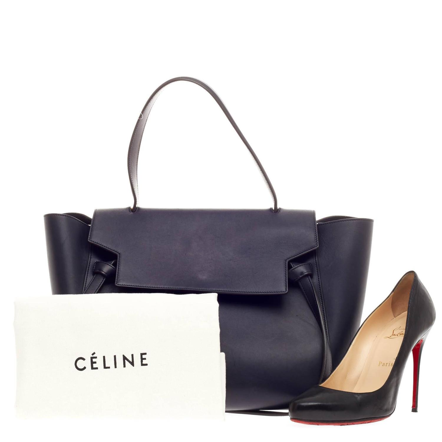 black and white celine bag - celine belt, celine mini luggage buy online