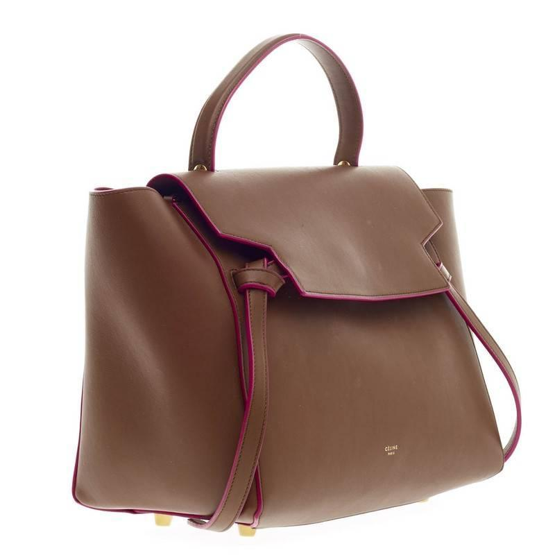 celine tasche online - Celine Belt Bag Calfskin Mini For Sale at 1stdibs