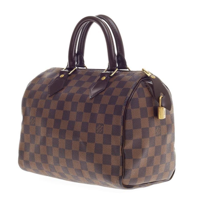 92dee6863cca Women s or Men s Louis Vuitton Speedy Damier 25 For Sale