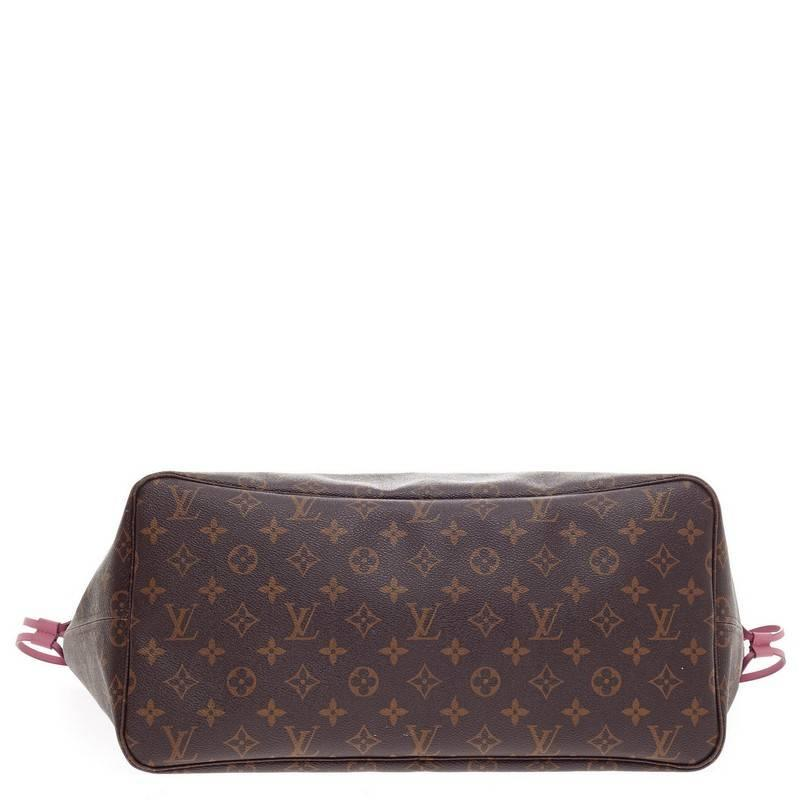 f7043617bb05 Louis Vuitton Neverfull Limited Edition Ikat Monogram Canvas GM at 1stdibs