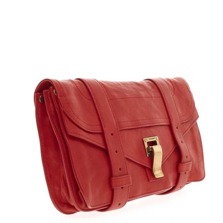 Proenza Schouler Proenza Schouler Ps1 Pochette Leather For