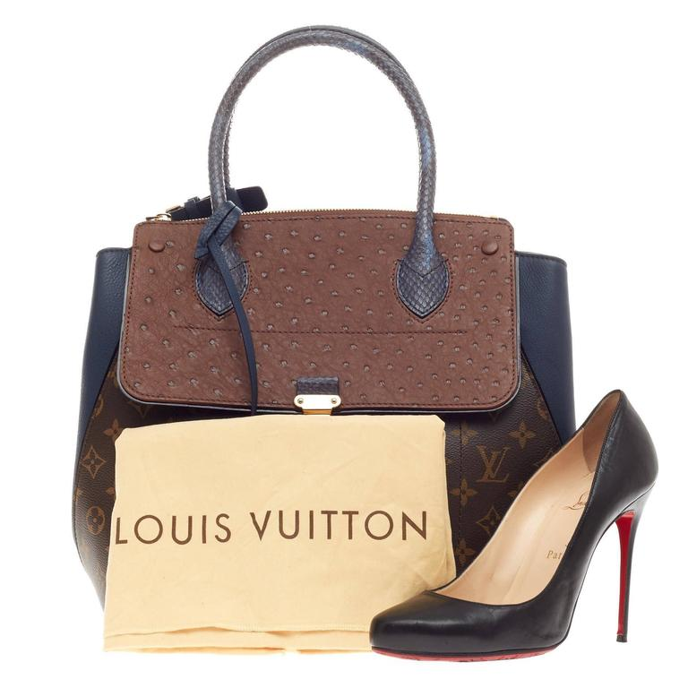 Image Result For Louis Vuitton Monogram Tressage Tote Bag