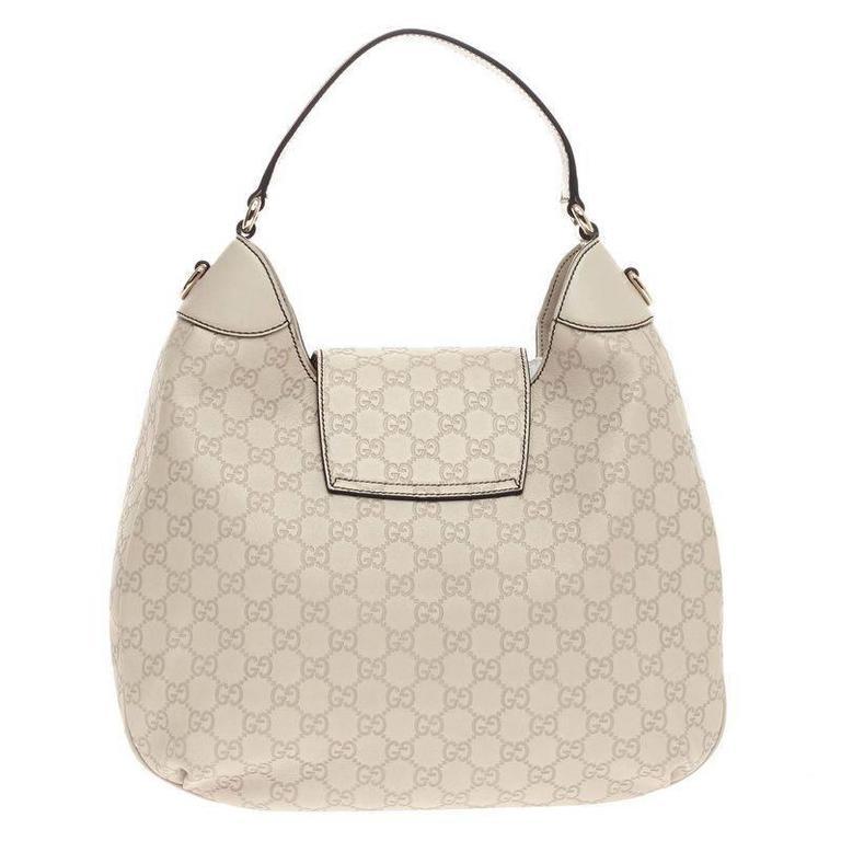 Women s Gucci Emily Hobo Guccissima Leather Medium For Sale 399c4435a