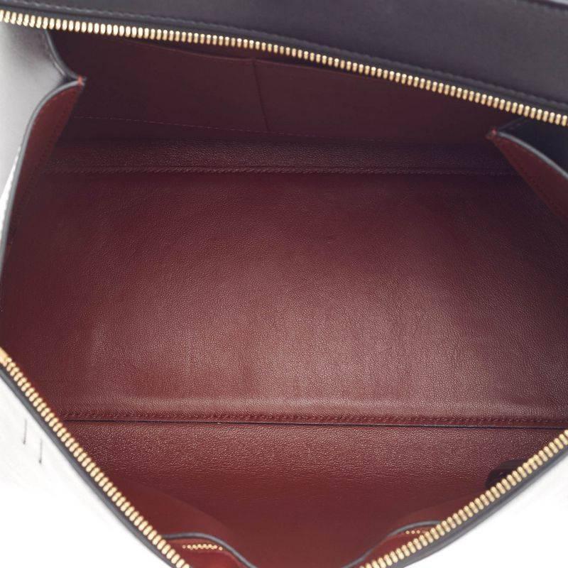 the celine bag - celine edge bag leather medium