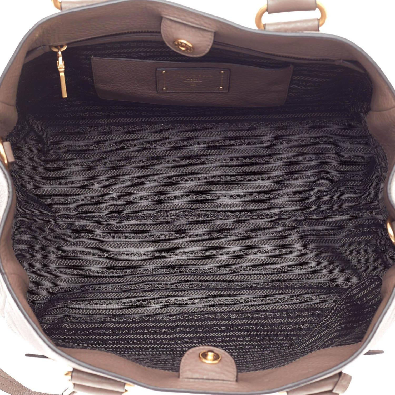 bb0ffe93067b9f ... discount code for prada saffiano totes prada front pocket convertible  tote vitello daino medium at 1stdibs
