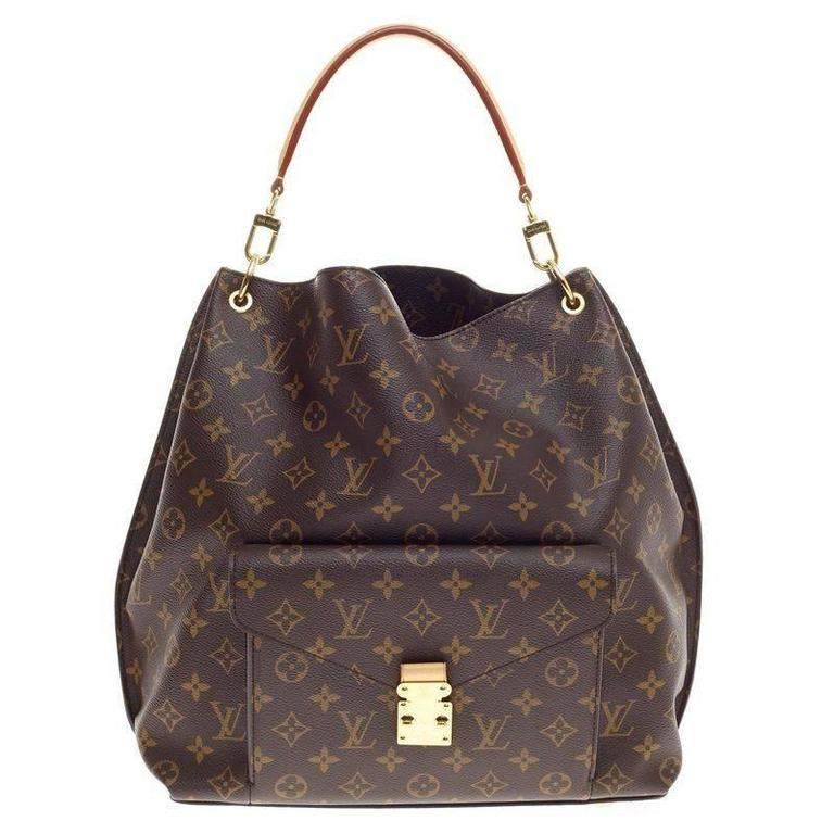 2f10f4aea233 Louis Vuitton Metis Hobo Monogram Canvas at 1stdibs