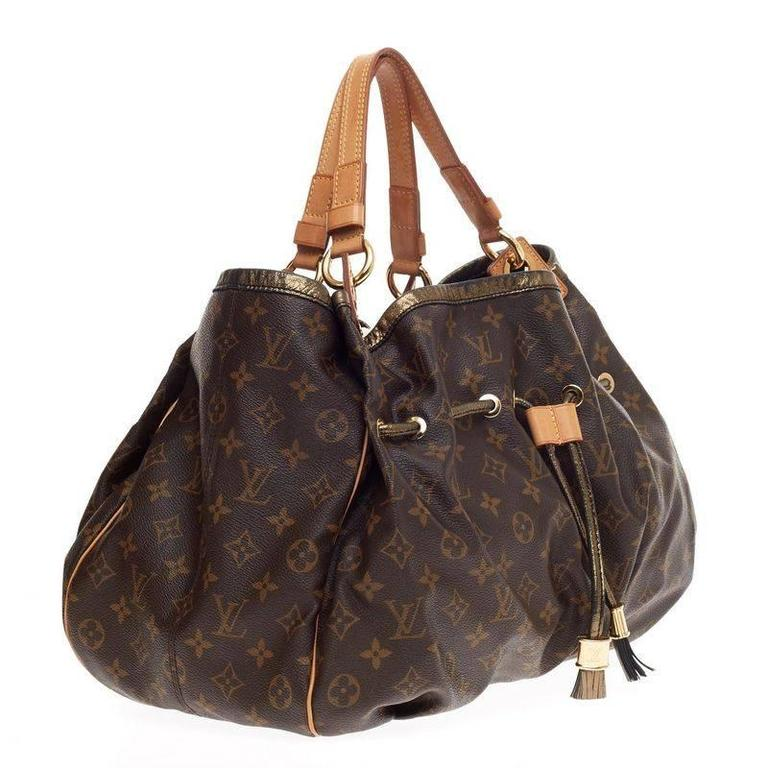 28813bdb7de9 Louis Vuitton Irene Limited Edition Monogram Canvas At 1stdibs