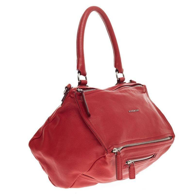Givenchy Pandora Bag Leather Medium at 1stdibs