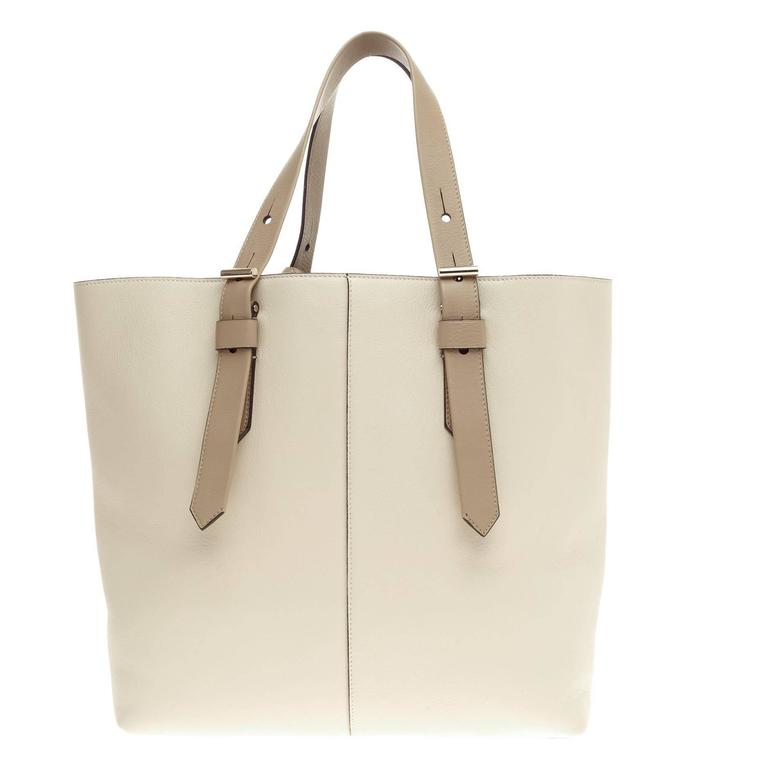 Women's or Men's Reed Krakoff Krush Tote Leather