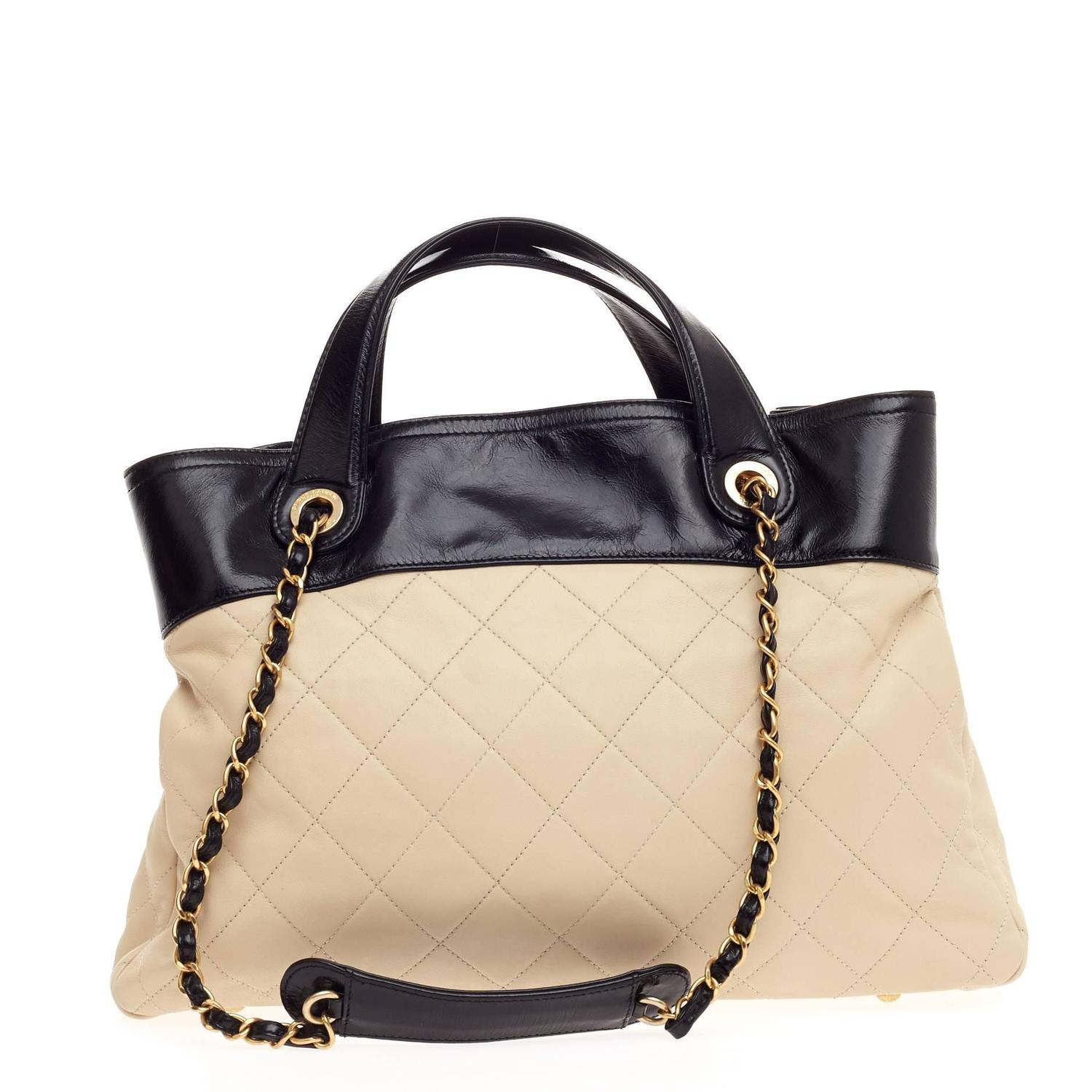 4949d6e569c490 Chanel Large Shopping Bag Calfskin | Stanford Center for Opportunity ...