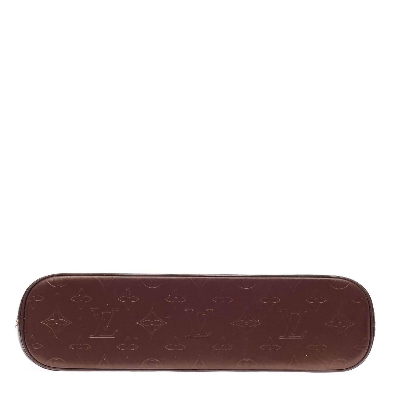 Louis Vuitton Mat Allston Monogram Vernis At 1stdibs