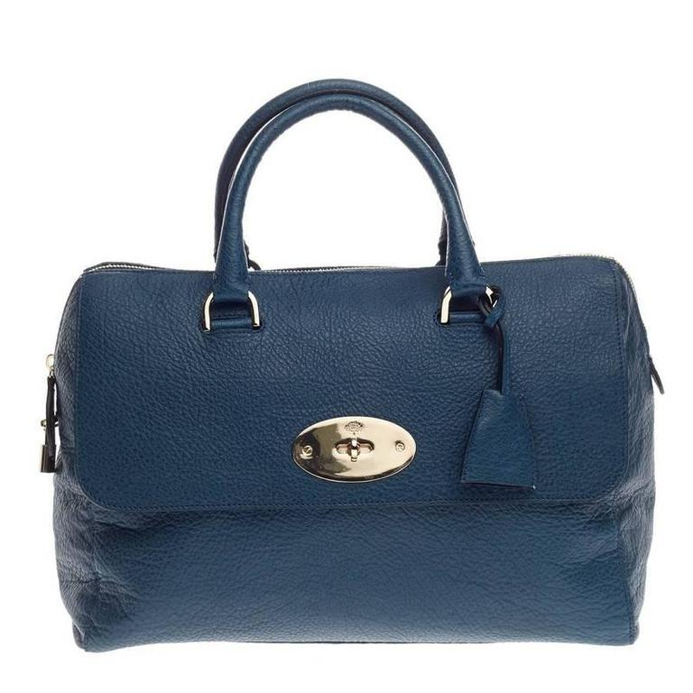 Mulberry Del Rey Bag Leather Medium at 1stdibs df8ff262c34ac