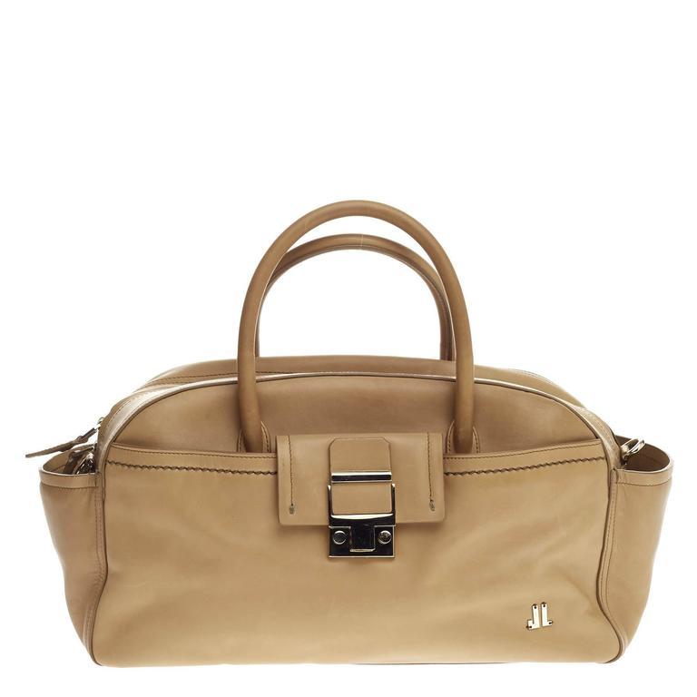 Lanvin JL Bowler Bag