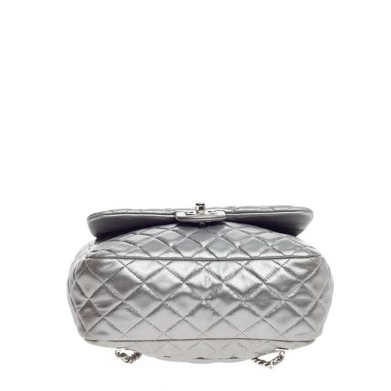 Women's Chanel Backpack In Seoul Lambskin Large For Sale