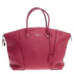 Louis Vuitton Soft Lockit Leather MM