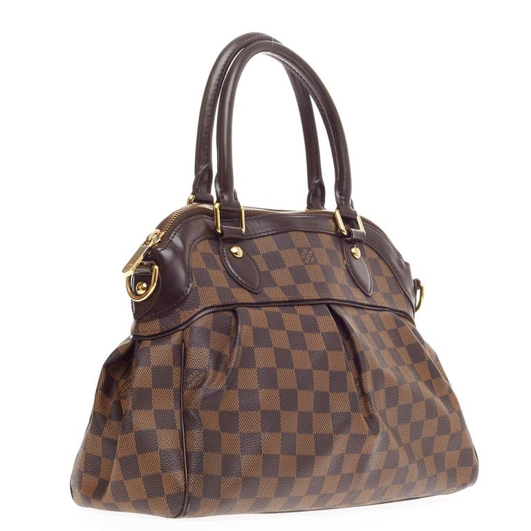 Louis Vuitton Trevi Damier Pm At 1stdibs