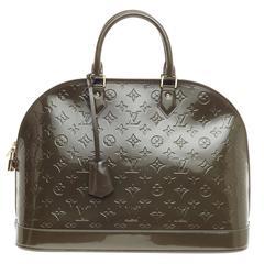 Louis Vuitton Alma Monogram Vernis GM