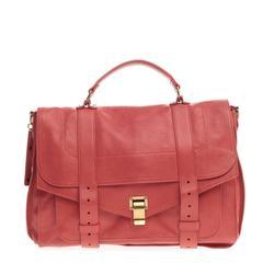 Proenza Schouler PS1 Satchel Leather Large