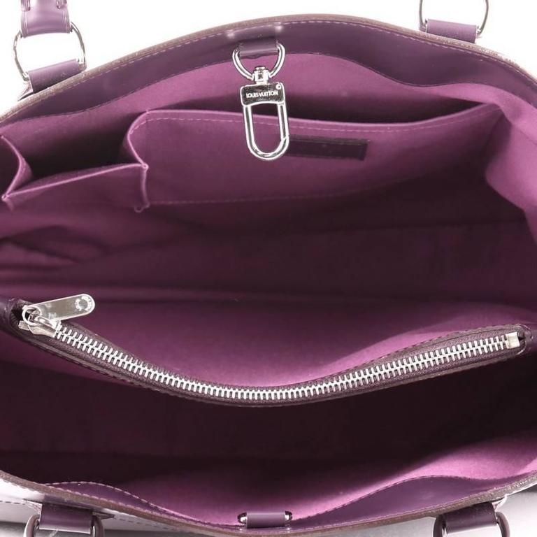 655cadce7178 Louis Vuitton Purple Epi Leather Handbag - Best Handbag In 2018