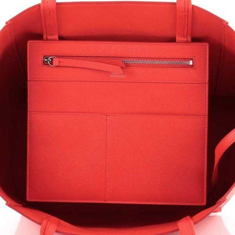 Celine Phantom Cabas Tote Leather Small For Sale 1