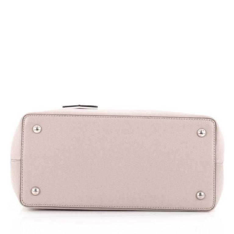 Fendi 2Jours Monster Handbag Calfskin Petite 5