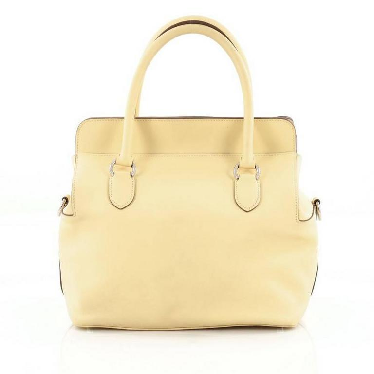 Hermes Toolbox Handbag Swift 26 In Good Condition For Sale In New York, NY
