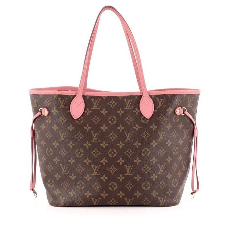 78d02fceb8676 Louis Vuitton Neverfull Tote Limited Edition Ikat Monogram Canvas MM at  1stdibs