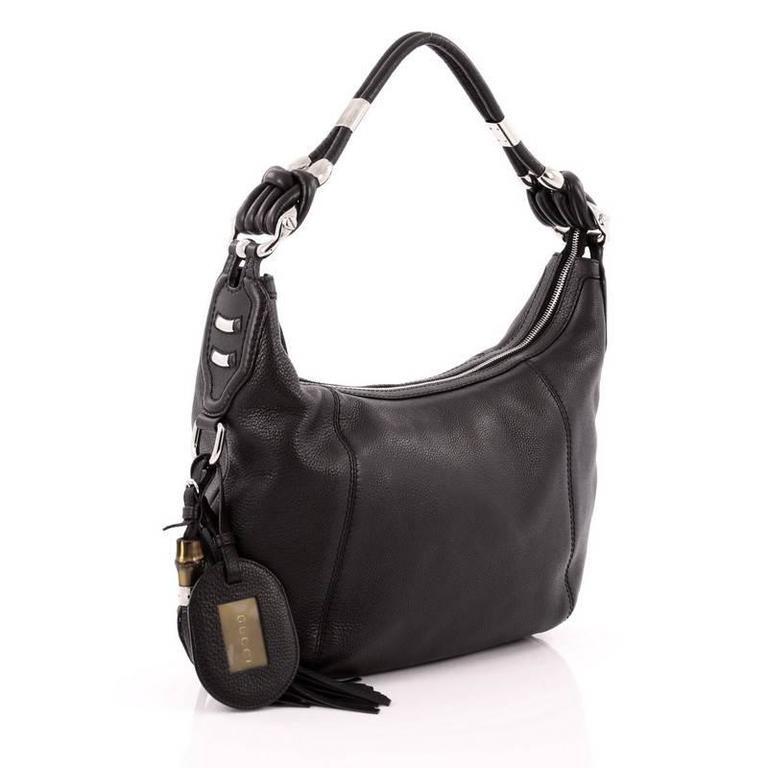 73bc57c7f138 Gucci Techno Horsebit Hobo Bag For Sale | Stanford Center for ...