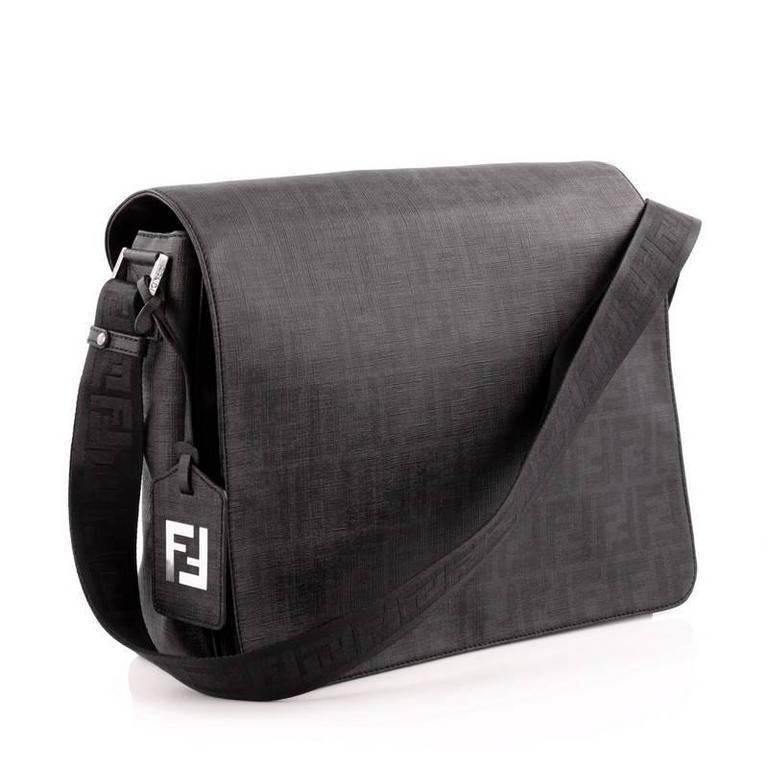 c82fcd7575 Fendi Crossbody Messenger Bag