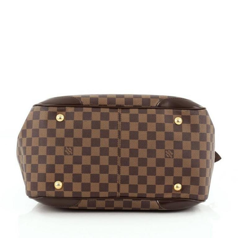 Louis Vuitton Verona Handbag Damier Gm At 1stdibs