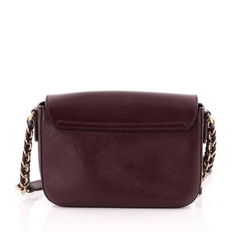 Salvatore Ferragamo Sandrine Shoulder Bag Leather In Good Condition In New York, NY