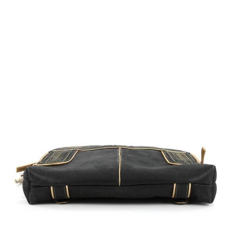 Women's Chanel Paris-Salzburg Chain Backpack Embroidered Iridescent Calfskin Medium For Sale