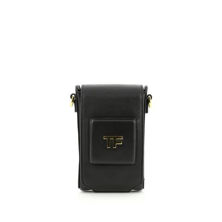 Tom Ford Icon Camera Bag Leather Mini At 1stdibs